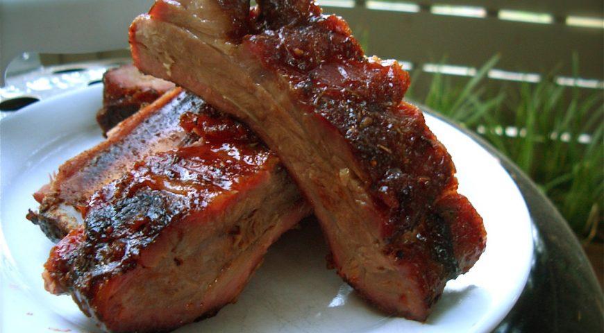 Thursday – BBQ Ribs